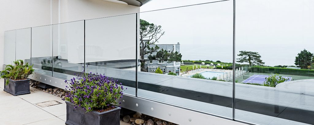 Easy Glass Prime glasbalustrade - RVS Blog