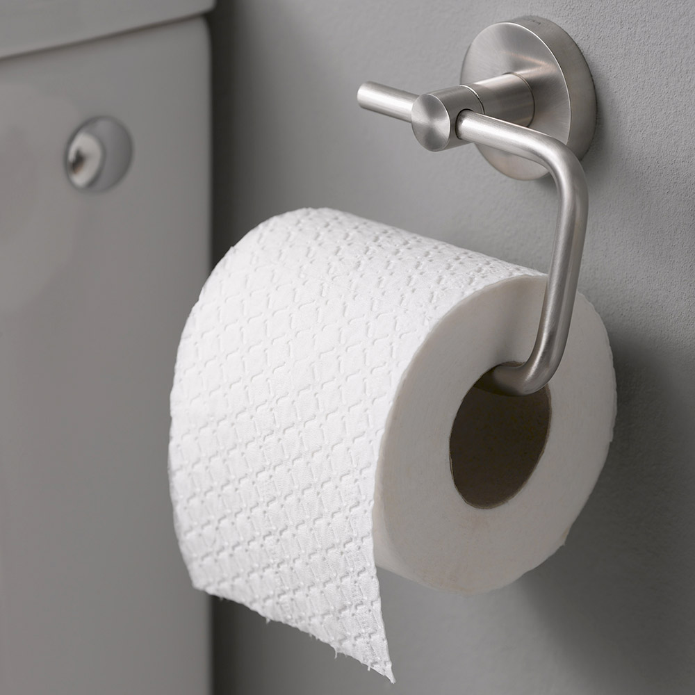 Toiletrolhouder RVS - RVS Blog